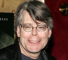 Stephen King 壁紙 probably containing a portrait titled Stephen King