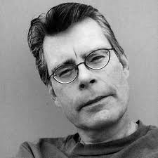 Stephen King वॉलपेपर possibly with a portrait called Stephen King