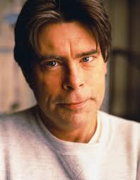 Stephen King wallpaper with a portrait entitled Stephen King