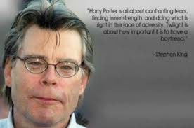 Stephen King 壁紙 containing a portrait called Stephen King