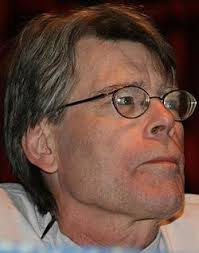 Stephen King 壁紙 with a portrait titled Stephen King