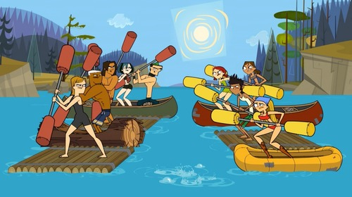 Total Drama All-Stars achtergrond entitled TDAS leaked foto