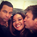 Tamala Jones' instagram - castle photo