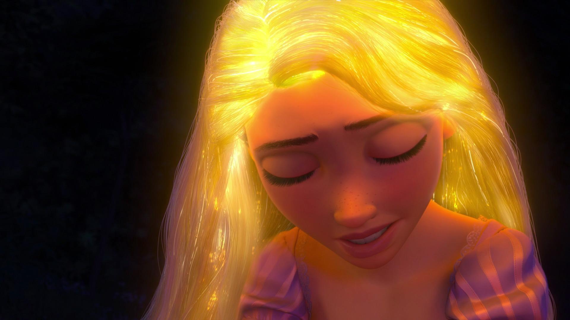Công chúa tóc mây - Healing Incantation
