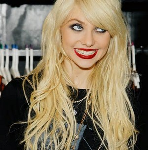 Taylor Monsen of the band the pretty reckless