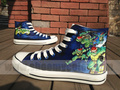Teenage Mutant Ninja Turtles shoes for Christmas - teenage-mutant-ninja-turtles fan art