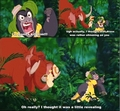 Terk and Tantor
