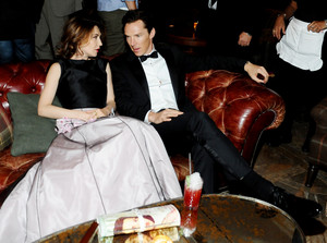 The Fifth Estate Cast - TIFF after party