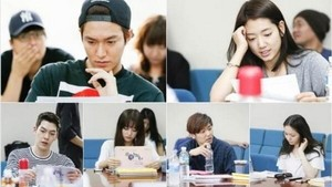 The Heirs First Script kusoma
