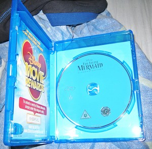 The Little Mermaid Blu-Ray Disc