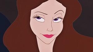 The Little Mermaid Screencaps - Wedding Announcement