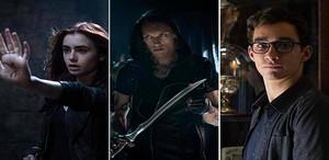 The Mortal Instruments: City of অস্থি
