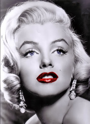 The icon Miss Marilyn Monroe