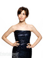The mother (Cristin Milioti) -EW outtake - how-i-met-your-mother photo