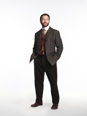 Thomas Kretschmann as Abraham van Helsing