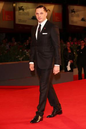 Tom Hardy 'Locke' Premiere