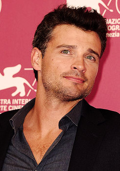 Tom Welling at the Venice Film Festival(August 31th,2013)