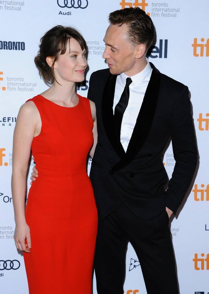 Tom Hiddleston And Emma Watson Emma watson an.