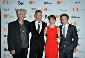 Tom at The Toronto International Film Festival