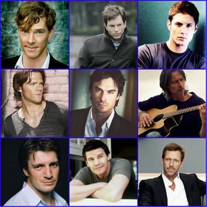 Top actors (minus Misha)