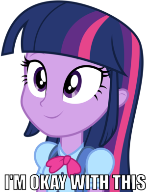 Twilight Sparkle EqG