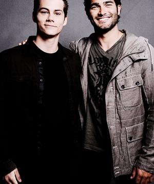 Tyler Hoechlin & Dylan O´Brien