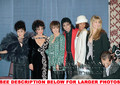 United Negro College Fund Awards Dinner Back In 1988 - michael-jackson photo