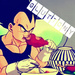 Vegeta's 7 Sins / Icon Set [ GLUTTONY ] - prince-vegeta icon