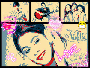 Violetta Collage