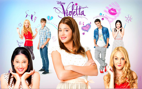 Violetta wallpaper with a bridesmaid, a dinner dress, and a portrait called Violetta wallpaper