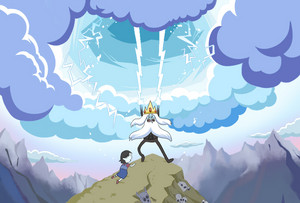 WHAT TIME IS IT??? Its ICE KING TIMe!!