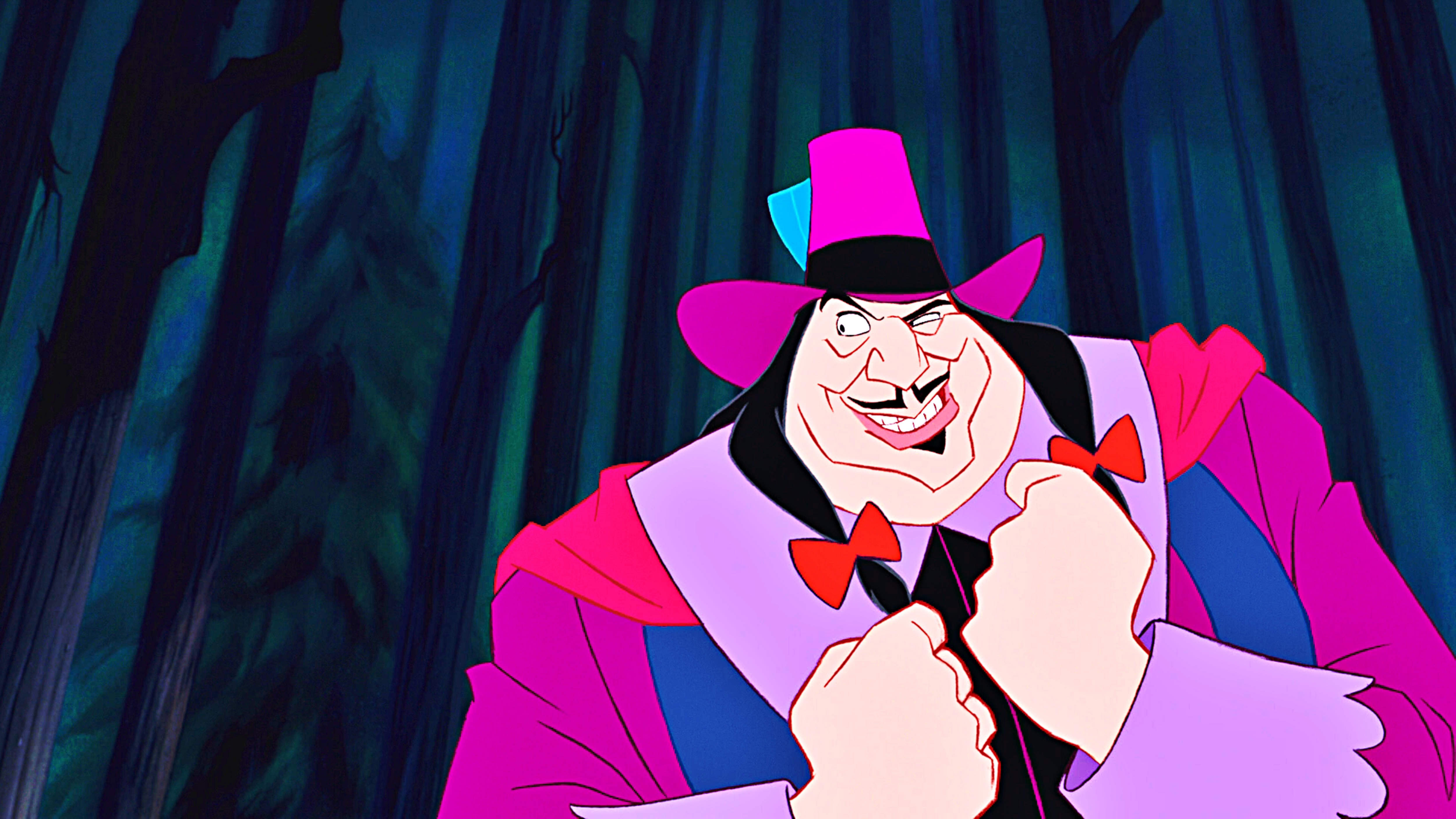 The Top 10 Most Evil Disney Villians