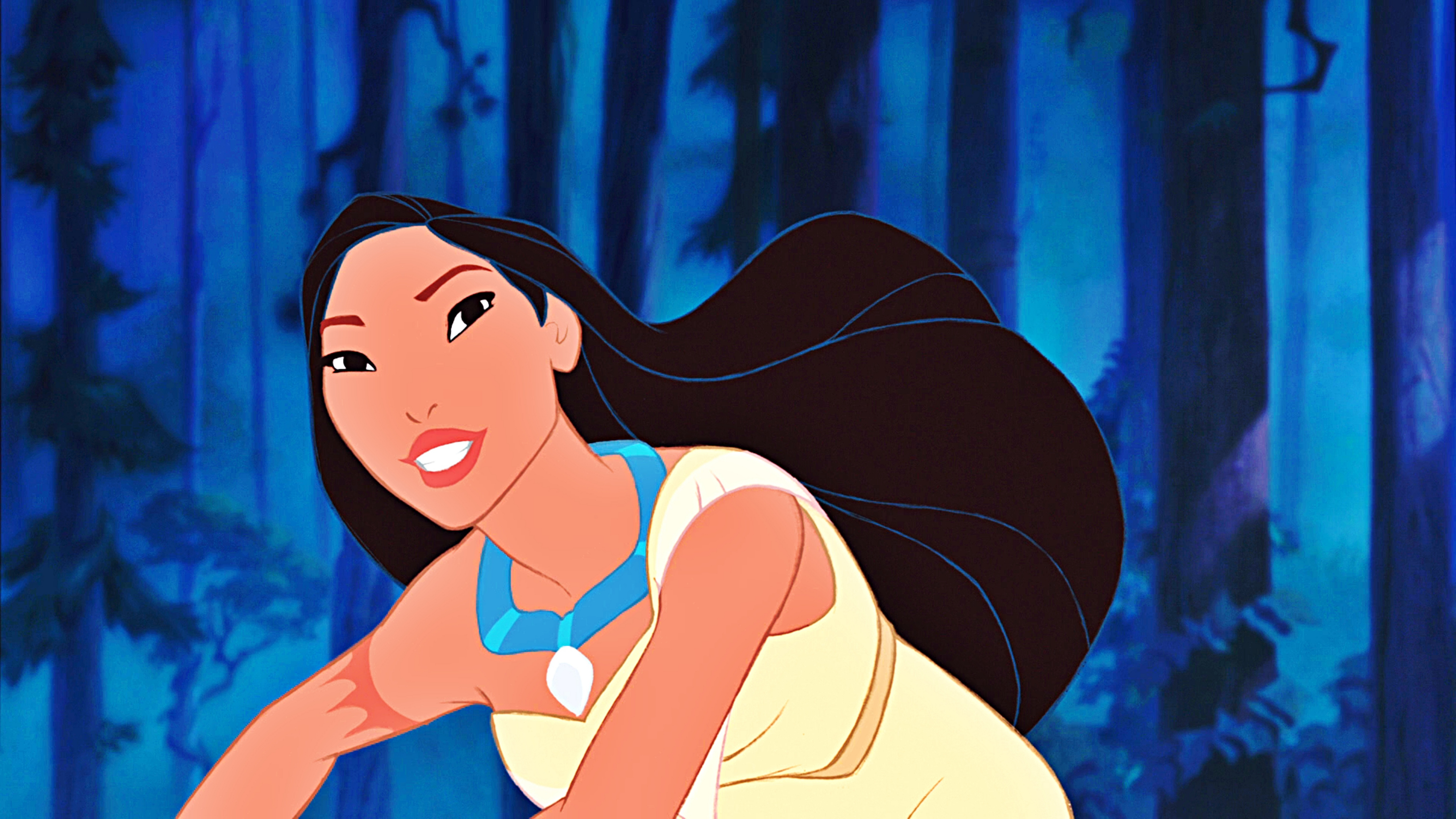 an analysis of pocahontas a film by disney