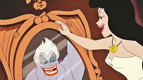 Walt Disney Screencaps - Ursula & Vanessa - walt-disney-characters Photo