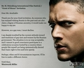 Wentworth Miller Comes Out as Gay  - wentworth-miller photo