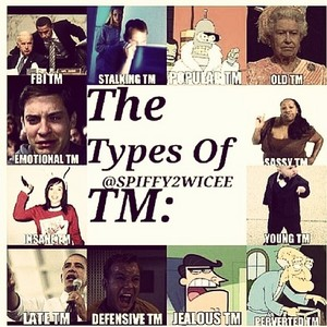 What Type Of TM Are Tou. ?