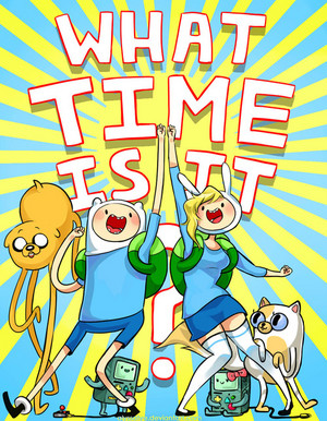 What time is it? :D