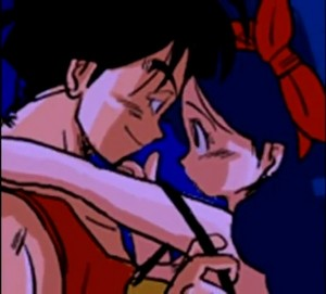 Yamcha Loves Blue Lunch