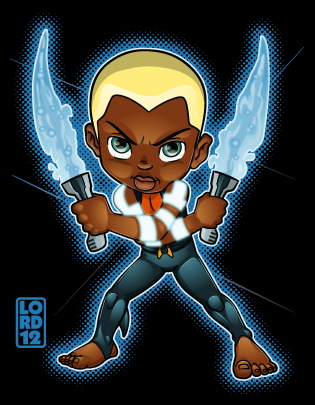 Young Justice- Aqualad