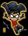 Young Justice- Robin - young-justice photo