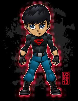 YJ2- Superboy