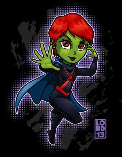 YJ2- Ms. Martian