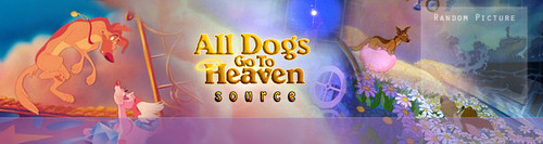 All Dogs Go to Heaven پیپر وال possibly with a فاؤنٹین, چشمہ titled adgth