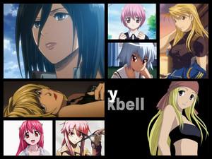 anime girls 2
