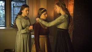 anne with lizzie and cecily