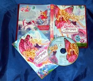 বার্বি mariposa 2 dvd
