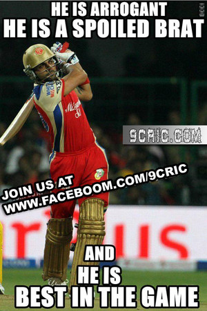captain of rcb