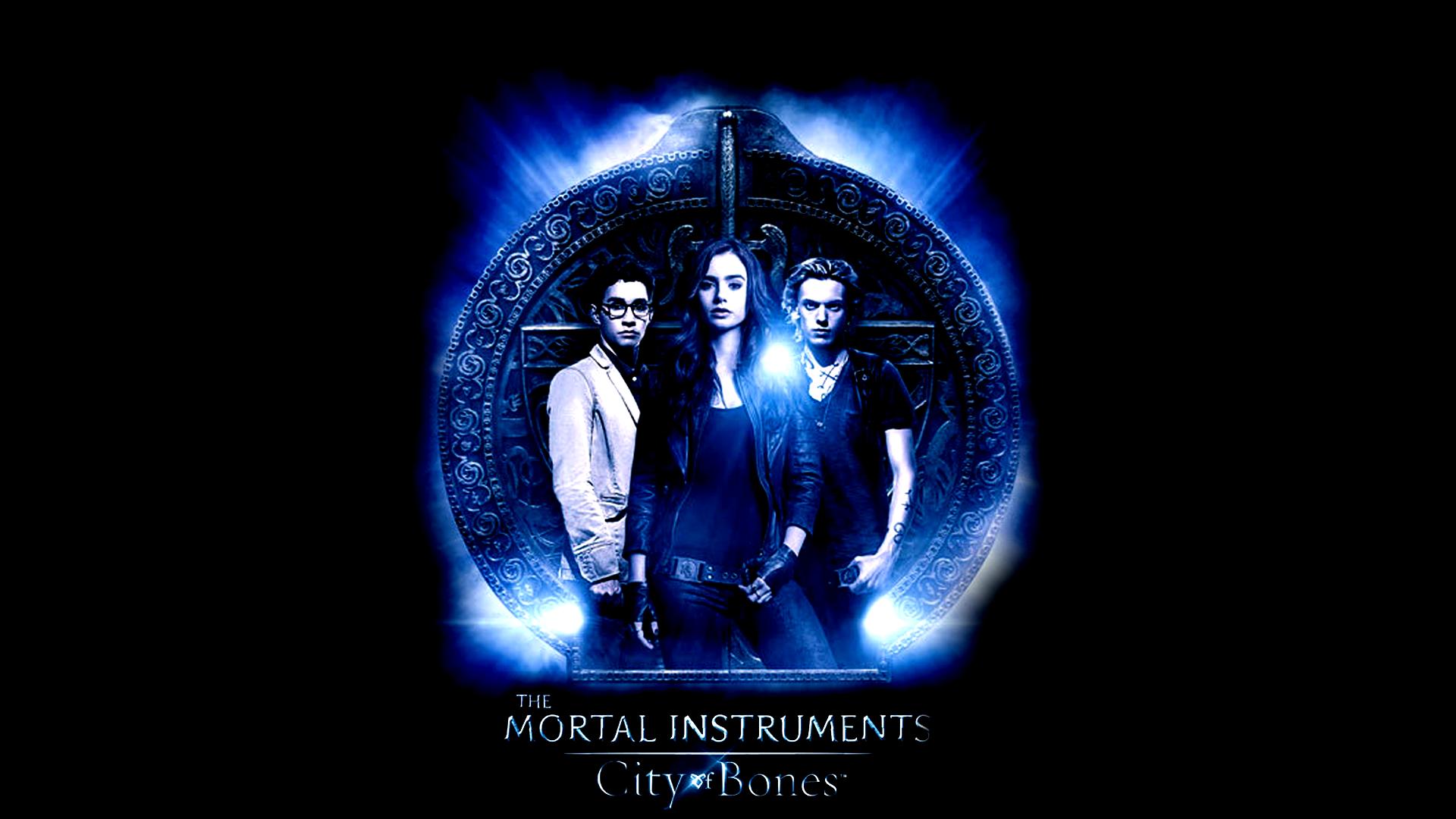 City Of Bones Wallpaper  Mortal Instruments