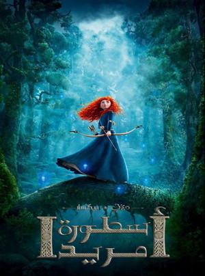 Disney Merida - Legende der Highlands posters