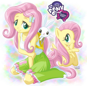 equestria girls_fluttershy